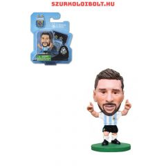 Argentína Messi SoccerStarz figura - a csapat hivatalos mezében