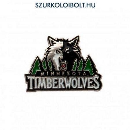 Minnesota Timberwolves - NBA kitűző (eredeti, hivatalos klubtermék)