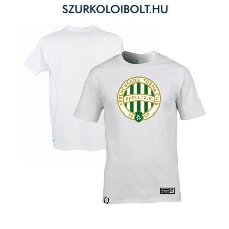 Ferencváros póló - Ferencváros szurkolói póló a csapat színeiben (fehér)