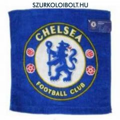 Chelsea mini törölköző (kéztörlő / arctörlő) - szurkolói ajándék