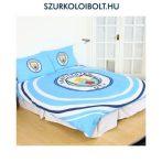 Manchester City kétszemélyes szurkolói ágynemű garnitúra / szett franciaágyra - hivatalos szurkolói termék