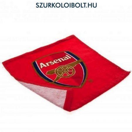 Arsenal mini törölköző (kéztörlő / arctörlő) - szurkolói ajándék