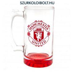 Manchester United FC söröskorsó - eredeti, hivatalos klubtermék
