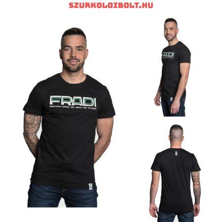 Ferencváros póló - Ferencváros zöld streetwear póló