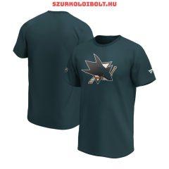 Fanatics NHL San Jose Sharks hivatalos póló - eredeti klubtermék