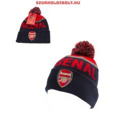 Arsenal FC szurkolói kötött sapka - hivatalos Arsenal FC klubtermék!