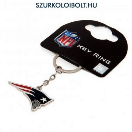 New England Patriots kulcstartó- eredeti NFL klubtermék!!!
