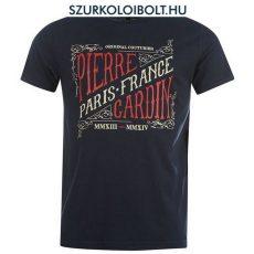 Pierre Cardin póló (sötétkék)