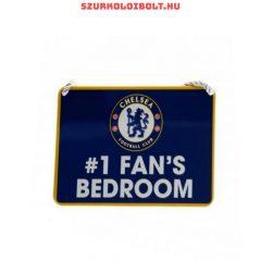 Chelsea FC legnagyobb szurkoló tábla - eredeti, hivatalos klubtermék