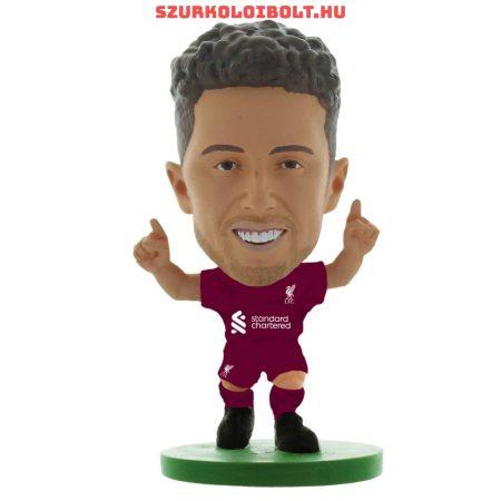 Liverpool Minamino SoccerStarz figura - a csapat hivatalos mezében
