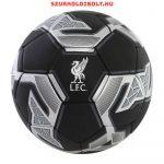 """Liverpool FC """" Black Signature"""" szurkolói labda - normál (5-ös méretű) Liverpool címeres focilabda a csapat tagjainak aláírásával"""