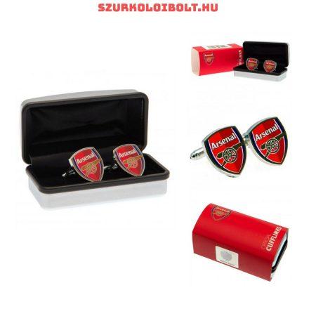 Arsenal FC mandzsettagombok, hivatalos Arsenal FC ajándék