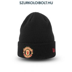 New Era Manchester United black Supporter -  Man United szurkolói  sapka
