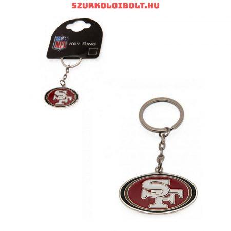San Francisco 49ers kulcstartó- eredeti NFL klubtermék!!!