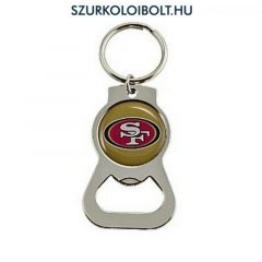 San Francisco 49ers kulcstartó sörnyitóval- eredeti klubtermék!!!