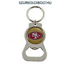 San Francisco 49ers kulcstartó sörnyitóval- eredeti Barca klubtermék!!!