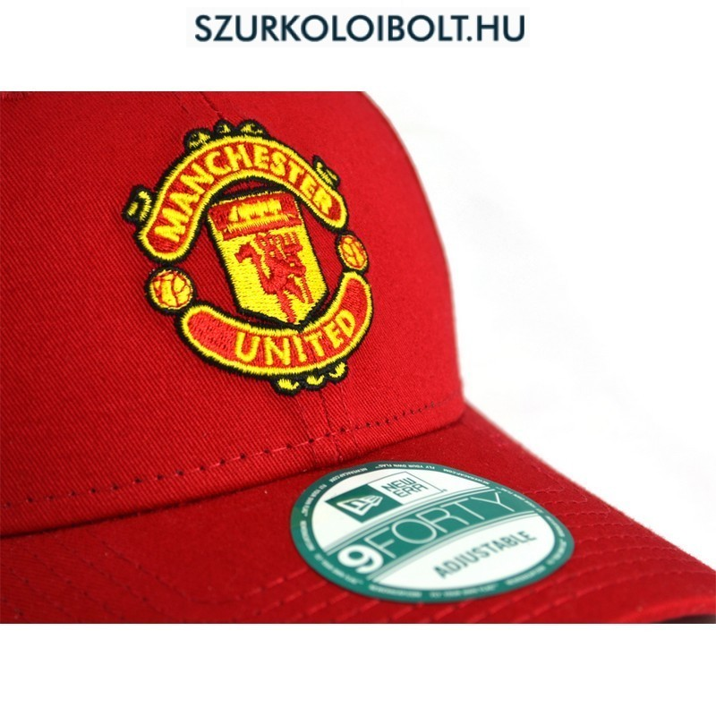 New Era Manchester United Supporter - Man United szurkolói baseball sapka  49forty 80578f2ca8