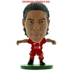 Liverpool Van Dijk SoccerStarz figura - a csapat hivatalos mezében
