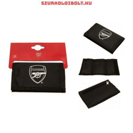 Arsenal pénztárca (fekete) - hivatalos klubtermék