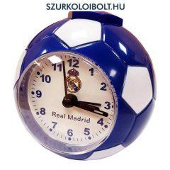 Real Madrid  ébresztőóra (focilabdás) - hivatalos Real Madrid szurkolói ajándék!