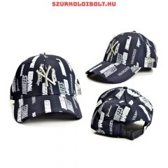 New York Yankees New Era baseball sapka - eredeti MLB snapback sapka