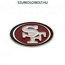 San Francso 49ers kitűző - hivatalos NFL kitűző - eredeti klubtermék!