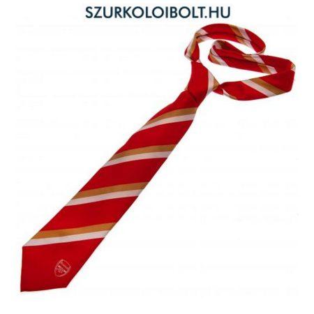 Arsenal FC nyakkendő - eredeti, limitált kiadású Arsenal FC klubtermék!