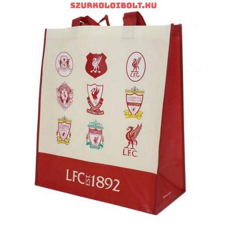 Liverpool szurkolói szatyor  - eredeti, liszenszelt Liverpool klubtermék!