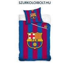 Barcelona szurkolói ágynemű garnitúra / szett (csíkos) - FCB - eredeti, hivatalos klubtermék, szurkolói kivitel