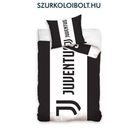 """Juventus  szurkolói ágynemű garnitúra / szett (140x200 cm) """"kétoldalas Juve csapatlogós"""" (eredeti, liszenszelt szurkolói klubtermék!!!)"""