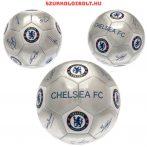 """Chelsea FC """"Silver Signature"""" labda - normál (5-ös méretű) Chelsea szurkolói  focilabda a csapat tagjainak aláírásával"""