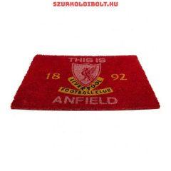 Liverpool lábtörlő szőnyeg - hivatalos Liverpool szurkolói termék