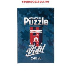 MOL Fehérvár FC puzzle, mini puzzle - eredeti, hivatalos klubtermék!