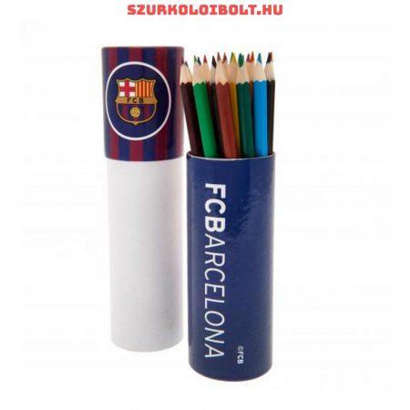 FC Barcelona tolltartó, színes ceruza tartó - eredeti szurkolói termék!