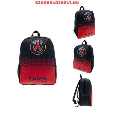 Paris Saint Germain FC Pro hátizsák / hátitáska - eredeti, liszenszelt klubtermék (piros-kék)