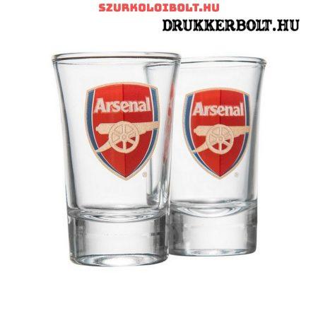 Arsenal felespohár szett, tökéletes Arsenal szurkolói ajándék