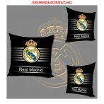 Real Madrid kispárna  huzat - eredeti, hivatalos klubtermék! (fekete)