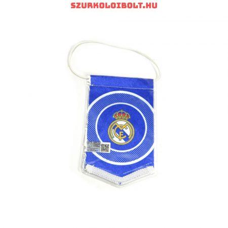 """Real Madrid """"logo"""" autós zászló (eredeti, hivatalos klubtermék)"""