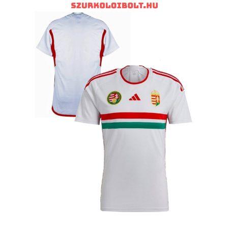 Adidas Magyar válogatott hivatalos idegenbeli mez címerrel
