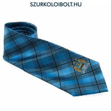 Manchester City FC Tie - kék nyakkendő - eredeti, limitált kiadású klubtermék!