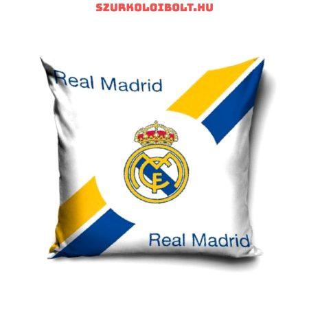 Real Madrid kispárna - eredeti, hivatalos klubtermék! (fehér)