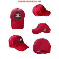 Hungary Baseball -  baseballsapka Hungary felirattal (magyar válogatott szurkolói termék) (piros)