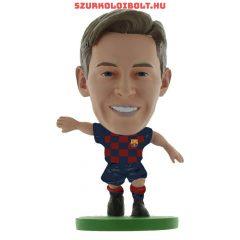 FC Barcelona De Jong SoccerStarz figura - a csapat hivatalos mezében