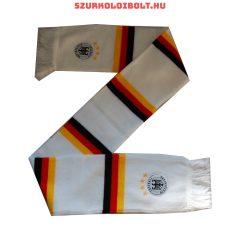 Hajrá Németország kötött sál ( Német válogatott Nemzeti színű szurkolói sál) Hajrá Németország!