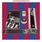 FC Barcelona 5 darabos iskolai szett (fekete) - eredeti, liszenszelt klubtermék!