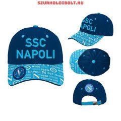 Kappa SSC Napoli szurkolói Baseball sapka feliratos  (hivatalos klubtermék)