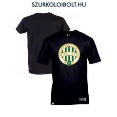 Ferencváros póló - Ferencváros szurkolói póló a csapat színeiben (fekete)