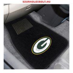 Green Bay Packers univerzális autósszőnyeg garnitúra (2 db-os) hivatalos, liszenszelt klubtermék