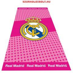Real óriás törölköző (pink) - liszenszelt  szurkolói klubtermék!