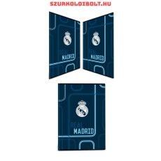 Real Madrid vonalas A/4-es füzet